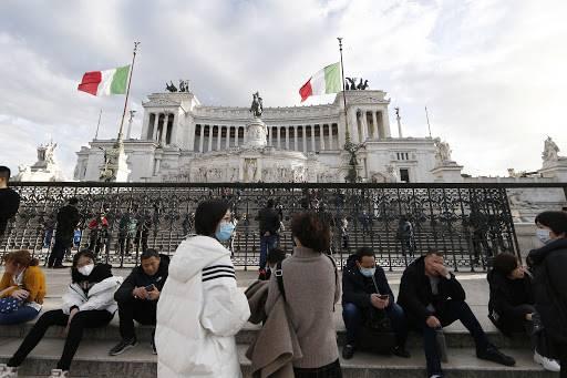 turismo italiano in crisi