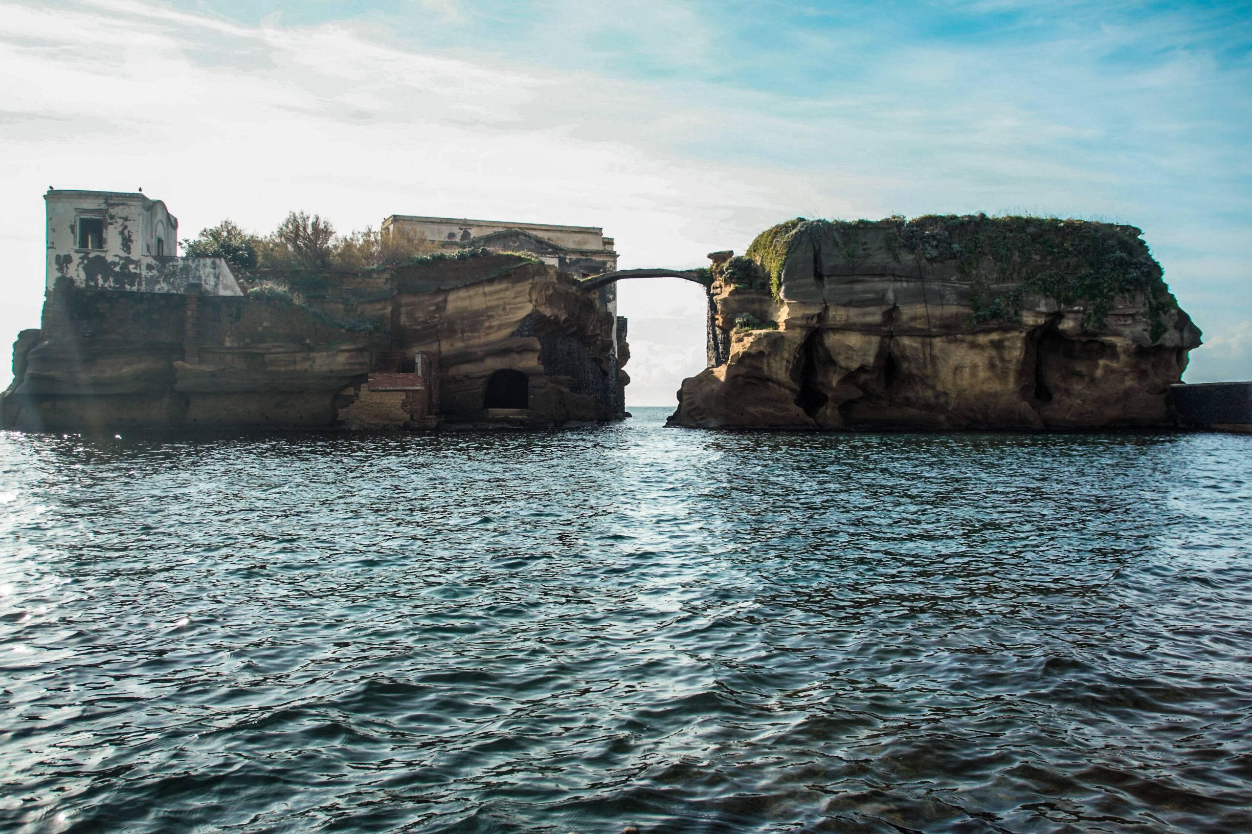 le migliori spiagge libere di Napoli: la gaiola