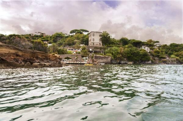 le migliori spiagge di Ischia: la spiaggia di Cartaromana