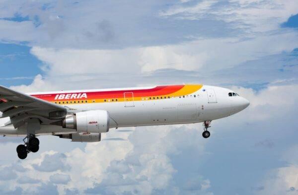iberia voli aereo