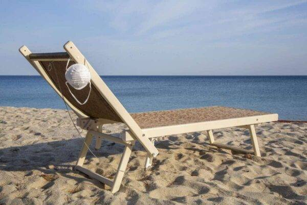 spiagge coronavirus