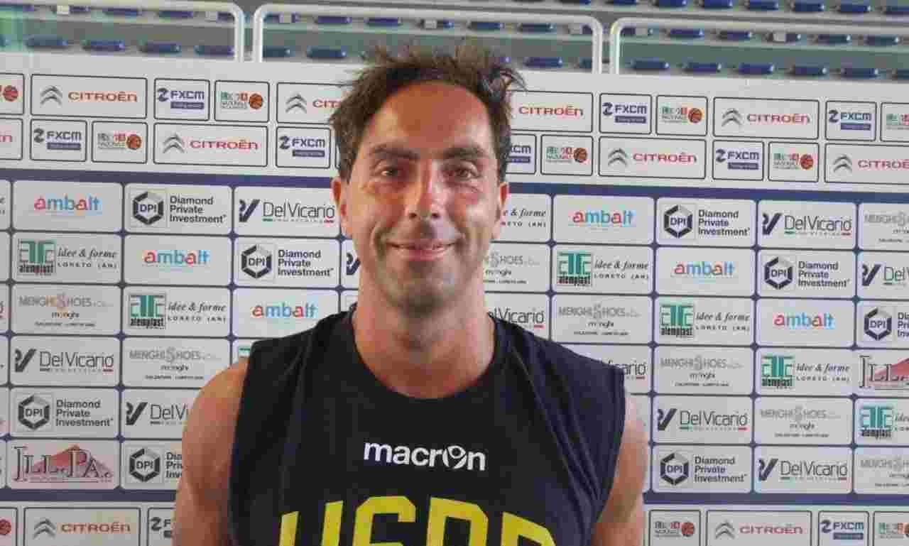 Attilio Pierini incidente