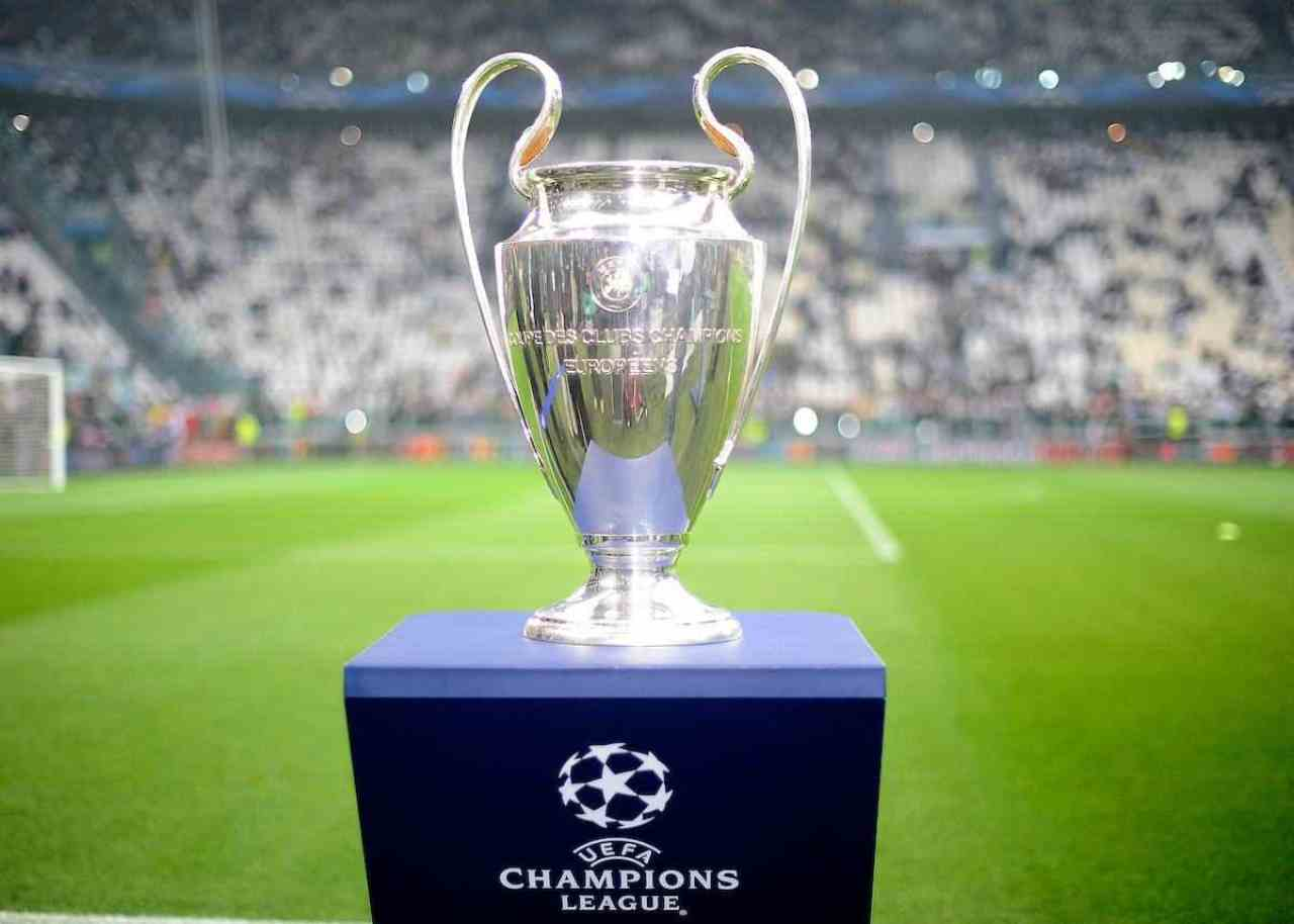 Final Eight Champions League