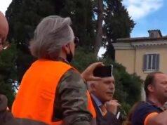Gilet Arancioni, manifestazione a Roma – DIRETTA LIVE
