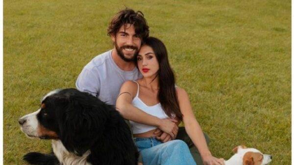Cecilia Rodriguez è incinta, la conferma involontaria di Francesco Moser