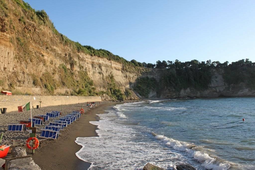 La spiaggia del Postino, Procida