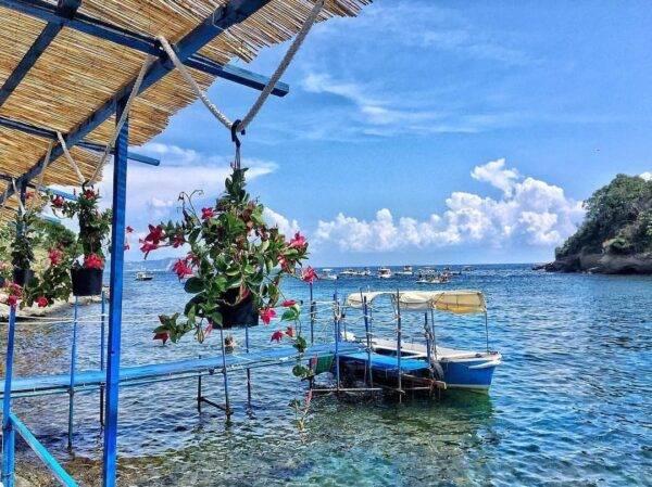 le spiagge più belle della Campania: Spiaggia Schiacchetiello