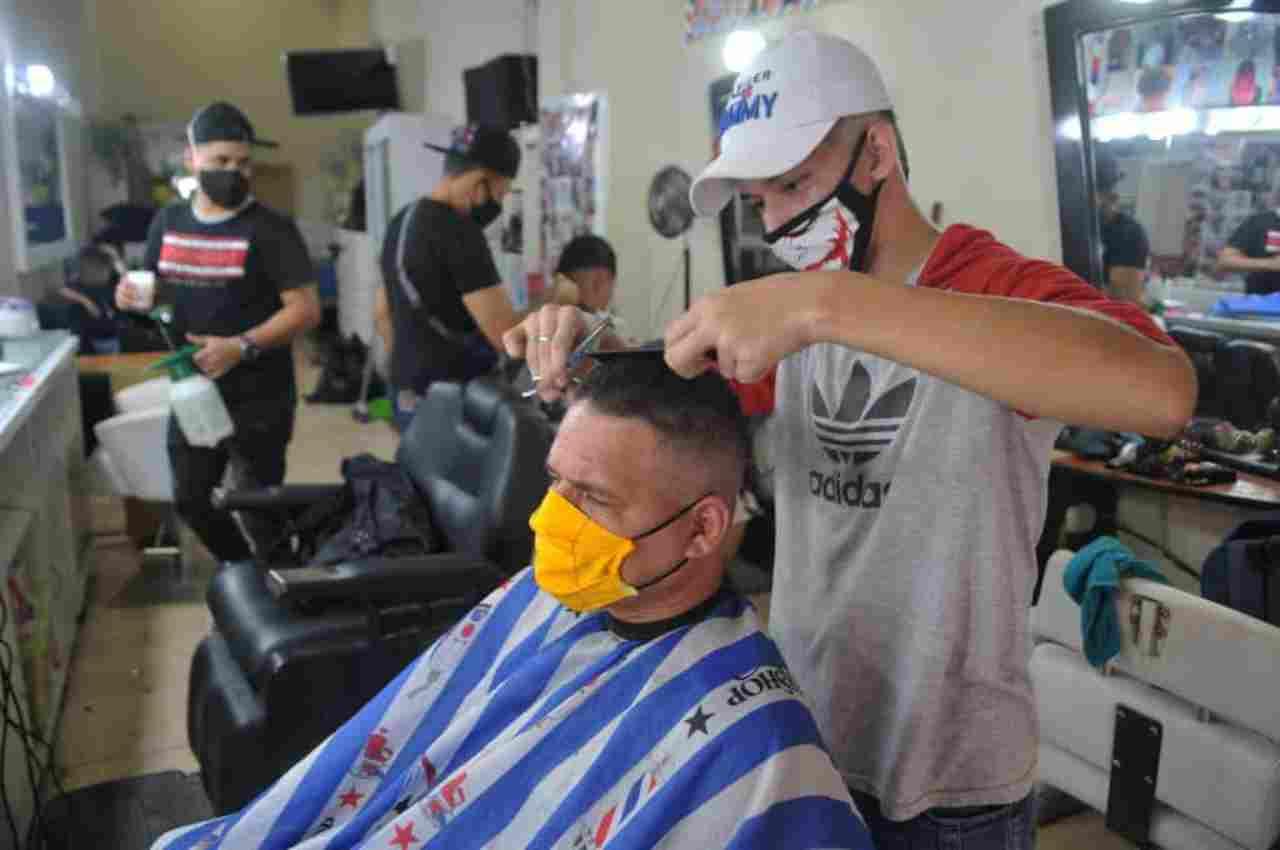 barbiere ferito