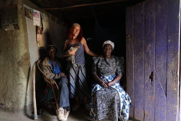 La Globe Trotter in Kenya