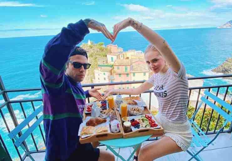 Fedez e Chiara Ferragni dove sono andati in vacanza