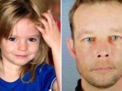 Maddie, il sospetto assassino era un pedofilo già a 16 anni