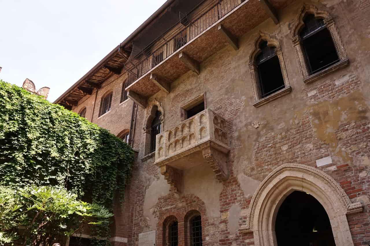 casa giulietta verona visite
