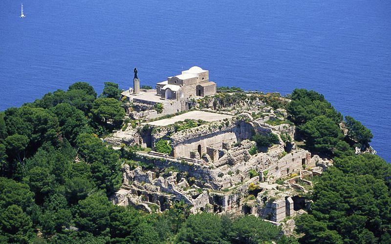 weekend a Capri: visita a Villa Jovis