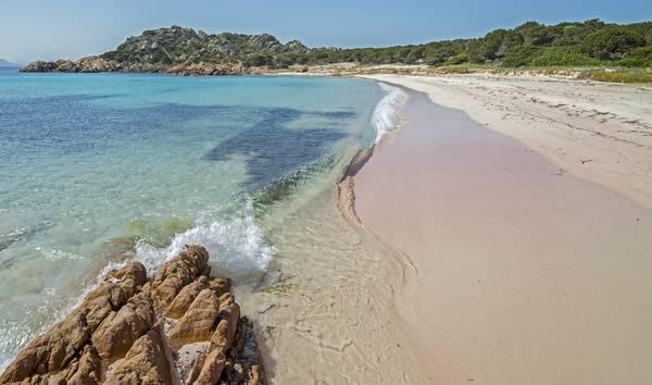 spiaggia rosa budelli