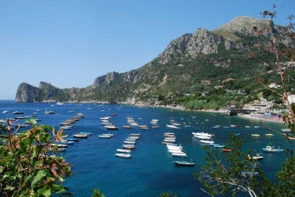 Marina del Cantone tra le spiagge più belle della Costiera Sorrentina