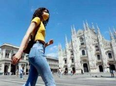 Lombardia: mercoledì decade l'obbligo di mascherina all'aper