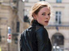 La spia russa, chi è l'attrice Rebecca Ferguson: età, foto,