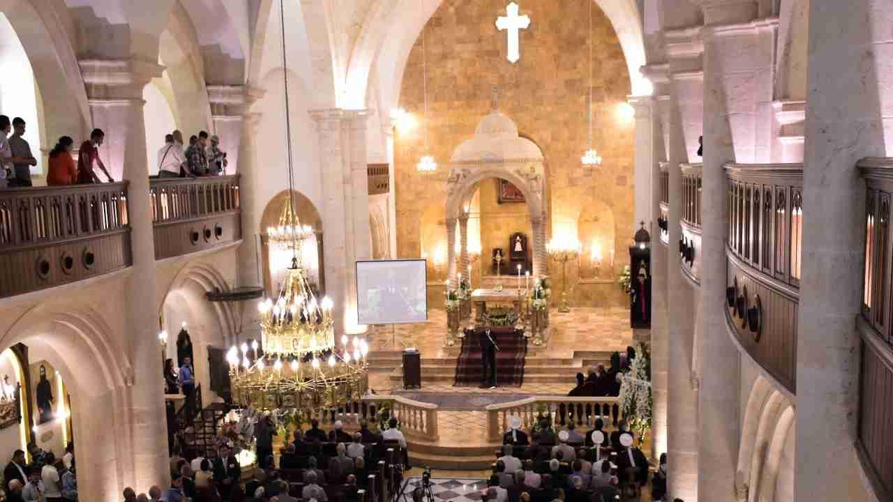 Siria cattedrale Sant'Elia