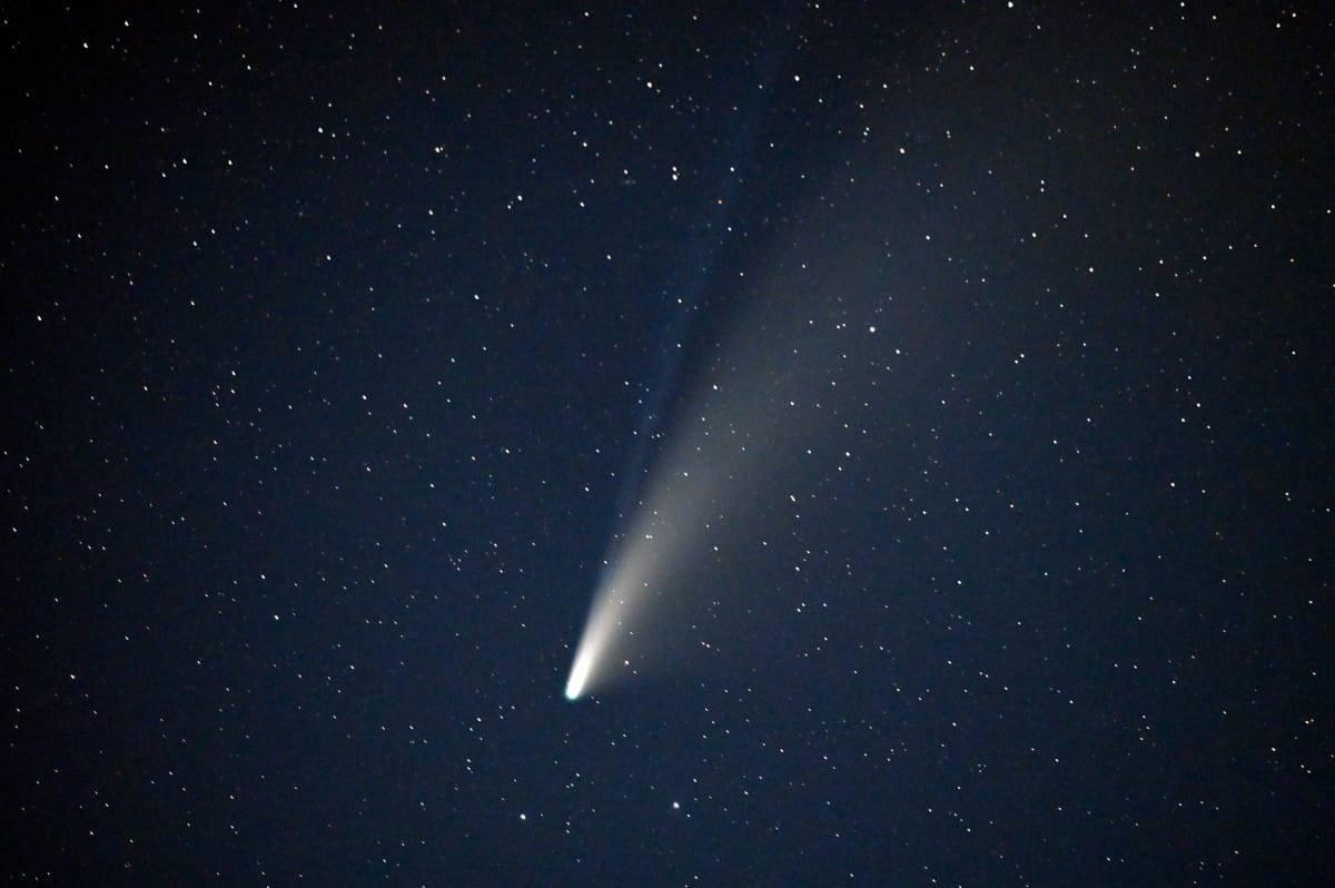 cometa neowise ultimi giorni