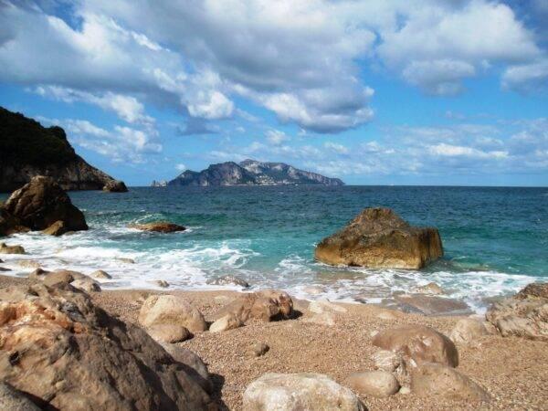 le spiagge più belle della Costiera Sorrentina