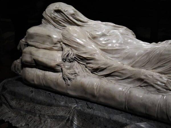 cosa vedere a Napoli in un giorno: il Cristo Velato