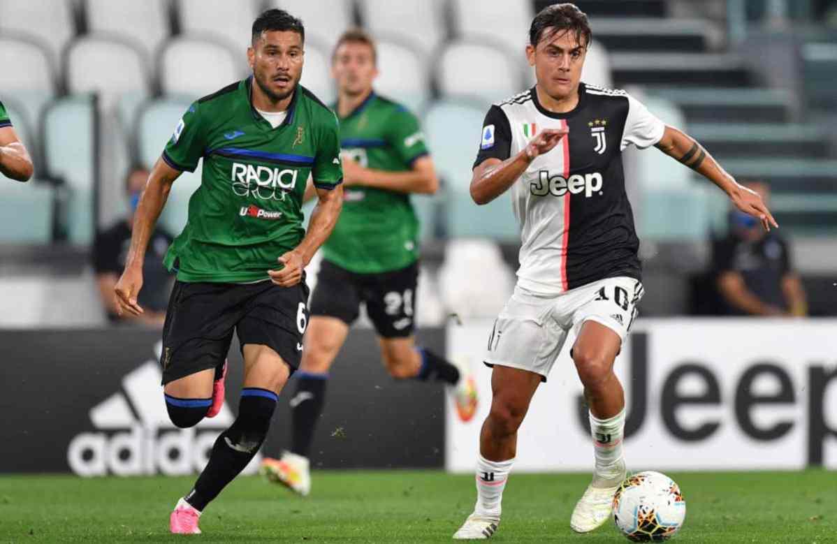Juventus v Atalanta snowed-off game rescheduled for March ...  |Juventus- Atalanta