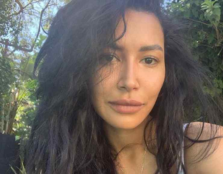 Naya Rivera scomparsa
