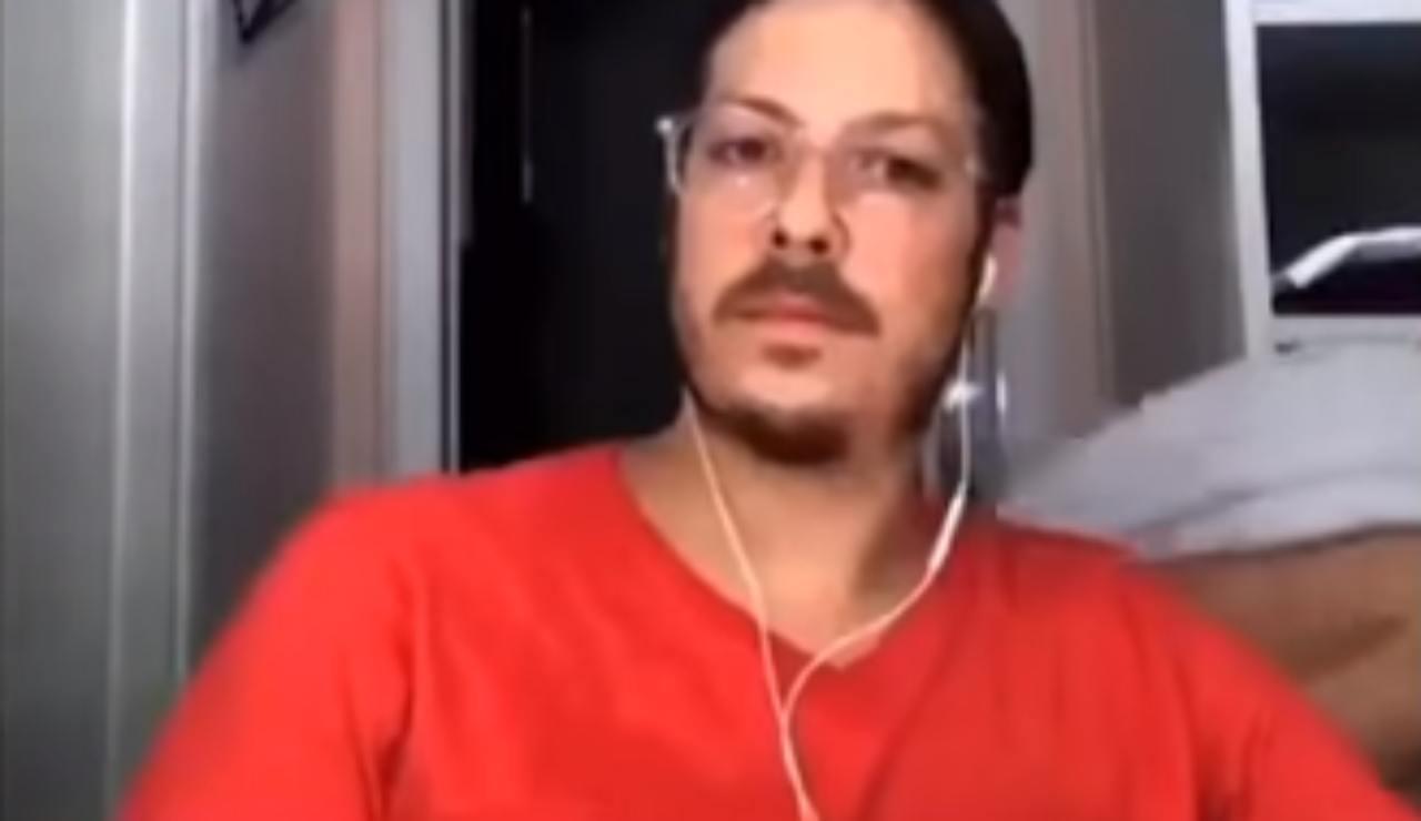 nuda in webcam