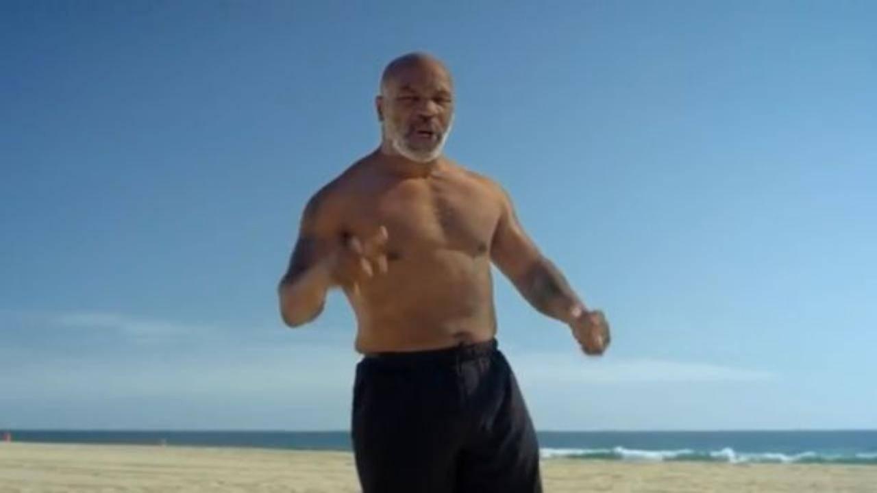 Mike Tyson squalo