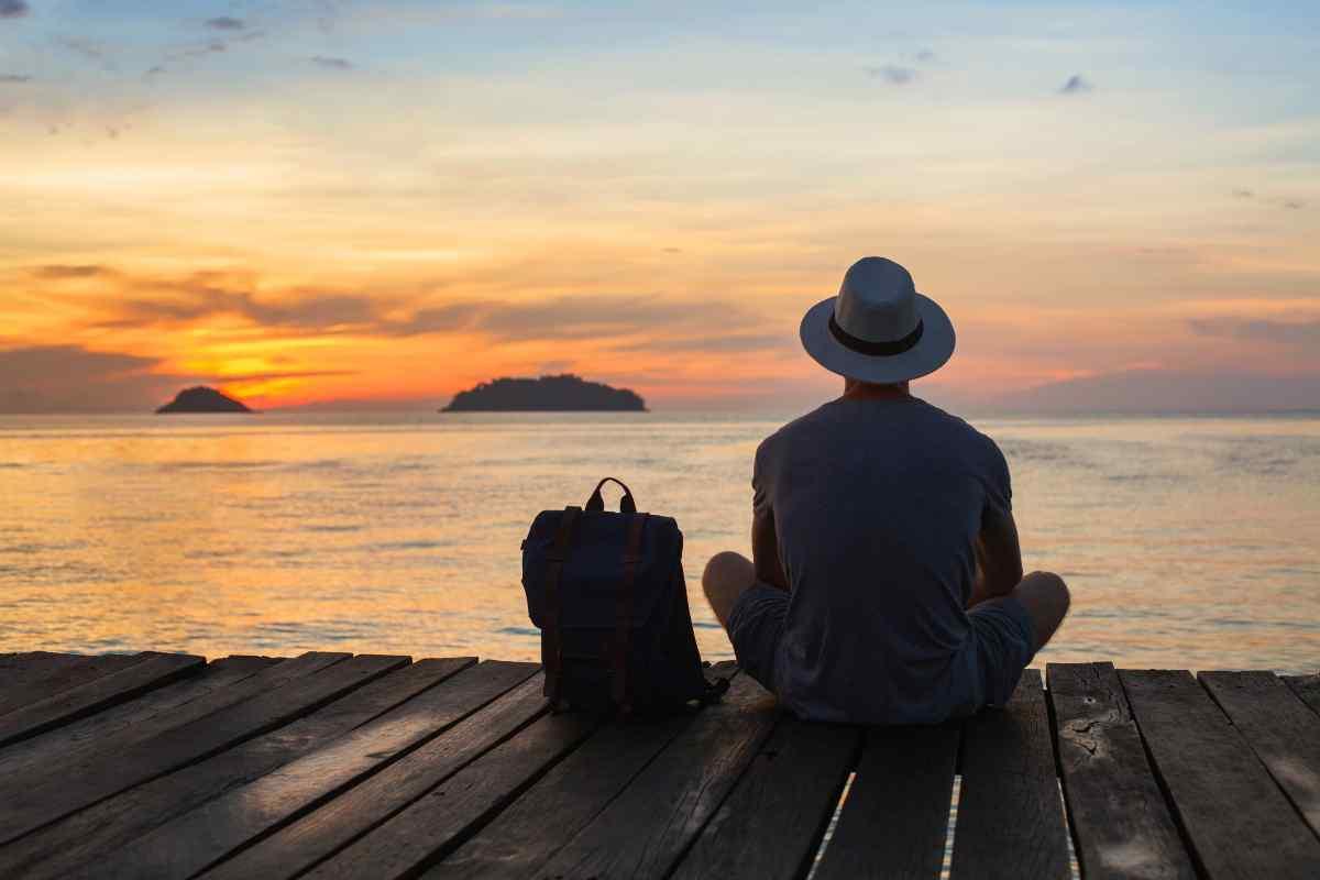 Partire per una vacanza o no