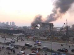 Beirut: devastante esplosione al porto – VIDEO LIVE