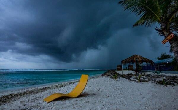 meteo spiaggia