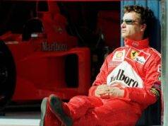 Eddie Irvine, che fine ha fatto l'ex pilota della Ferrari?