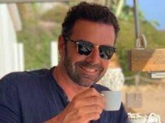 """Alberto Matano confessa: """"Prevedo giornata impegnativa"""", cosa gli succede"""