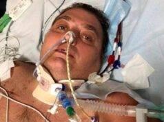 Padre vittima di un grave incidente, registra un messaggio d'addio per la famiglia
