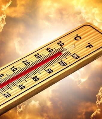 Previsioni meteo caldo e temperature sopra i 40 gradi