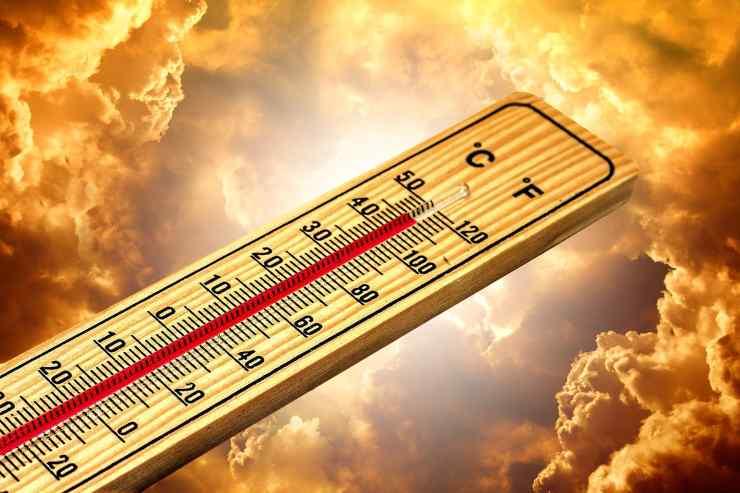 Previsioni meteo domani caldo e temporali