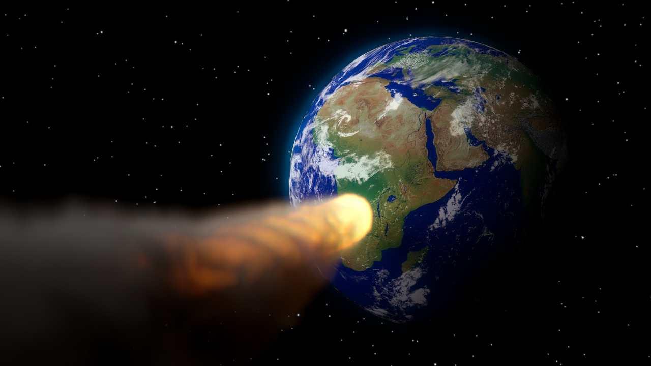 Asteroide 2020 impatto collisione