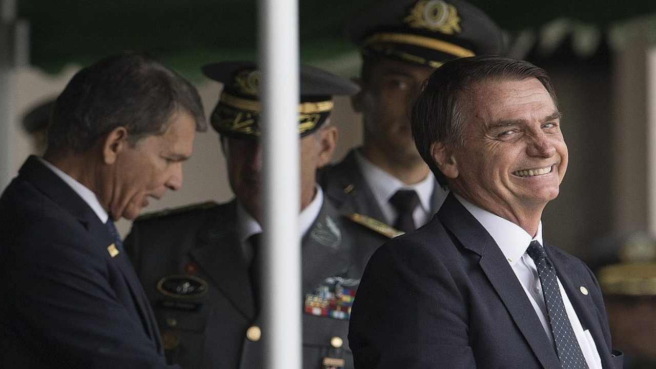 gaffe Bolsonaro nano