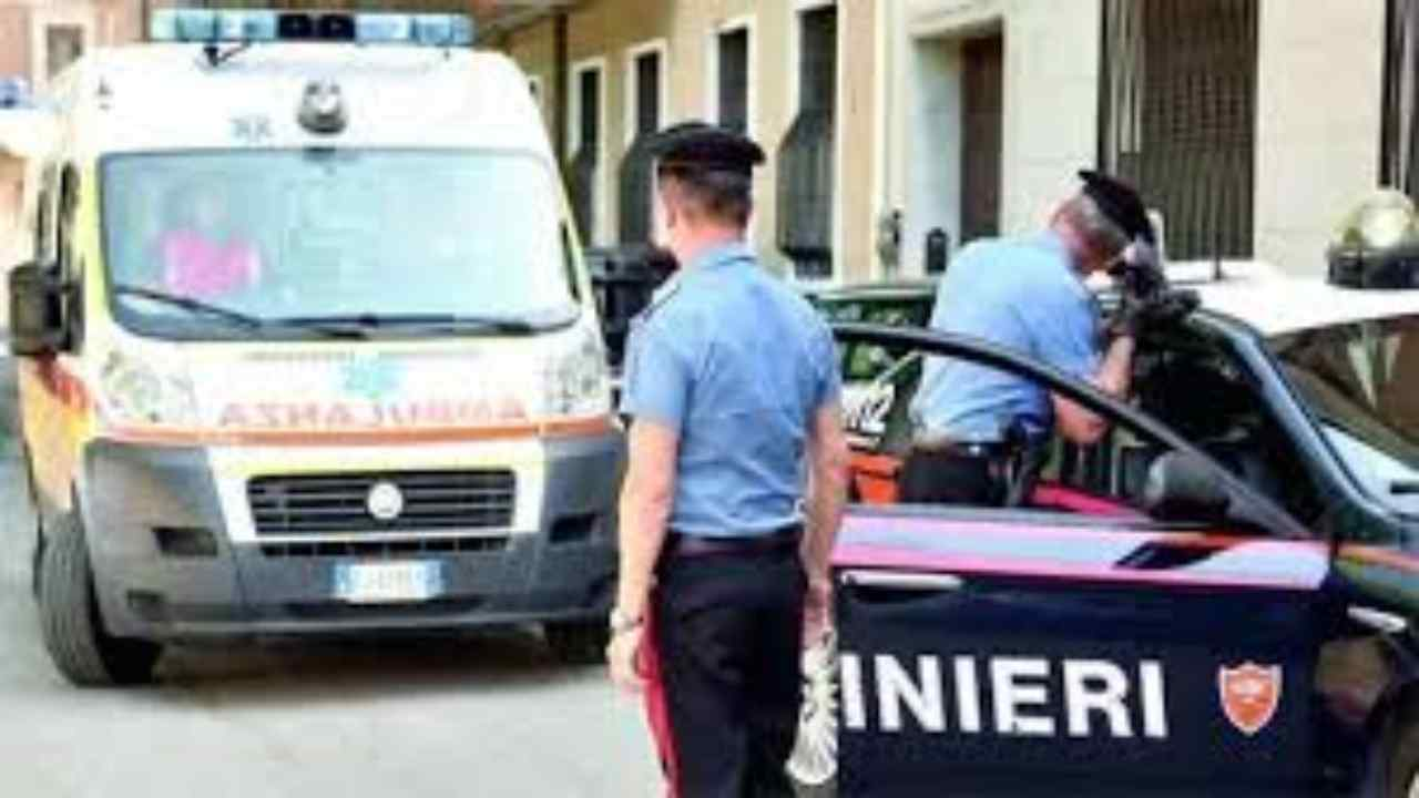 uccide padre vicenza