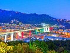 Creuza de Ma Ponte San Giorgio Genova