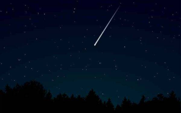 Aforisimi e frasi sulle stelle cadenti