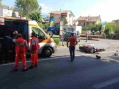 Incidente L'Aquila | Giulio travolto da una moto a 28 anni
