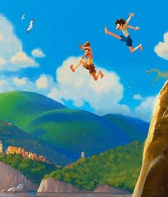 Luca, le ambientazioni del nuovo film Disney