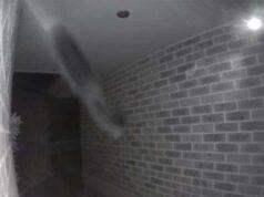 Suonano il campanello di notte, il proprietario scopre qualcosa di inquietante