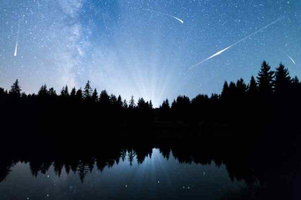 Cosa sono le stelle cadenti