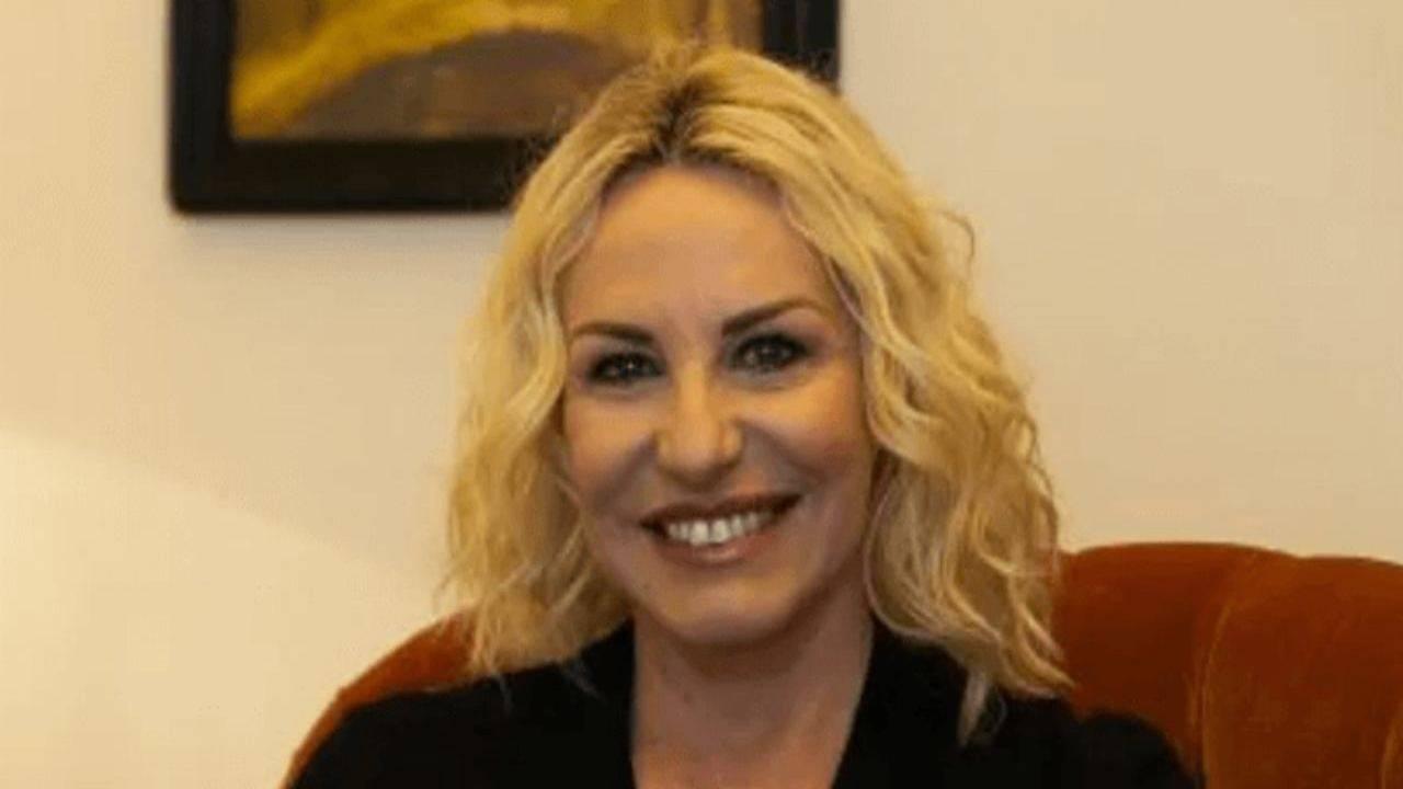 Antonella Clerici figlia
