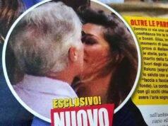 Elisa Isoardi |  il bacio al marito di Milly Carlucci |  cosa succede?