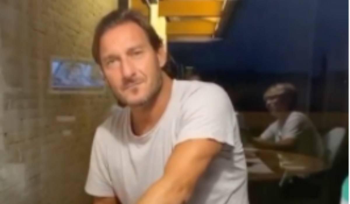 Casa Totti, l'annuncio di Ilary lascia Francesco ammutolito