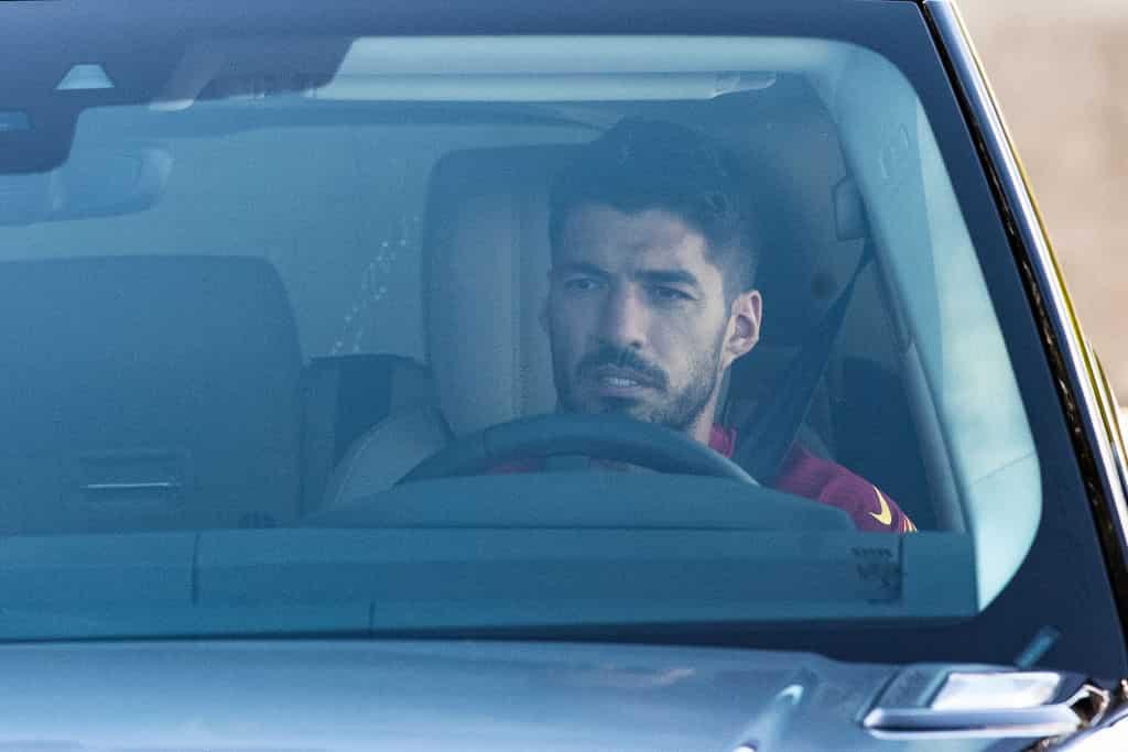 """Suarez    esame truccato    """"La Juve rischia la retrocessione in B"""""""